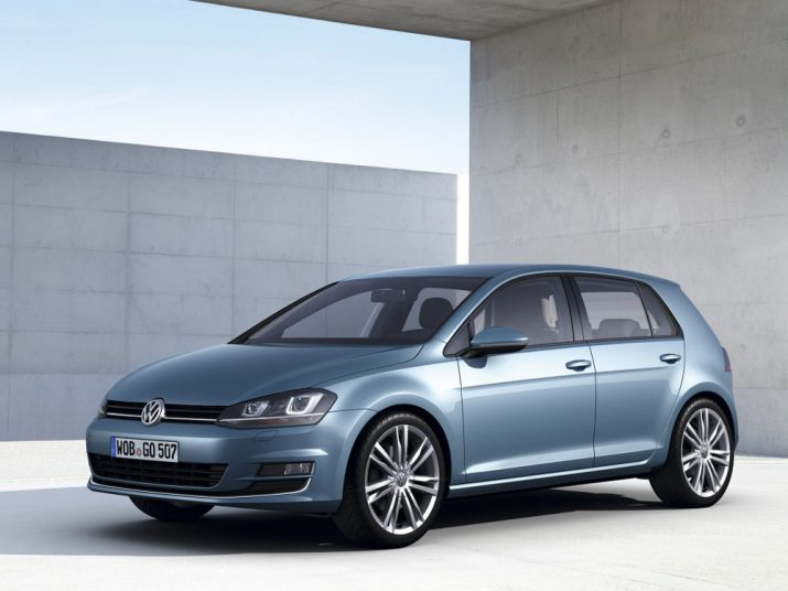 Volkswagen Golf экстерьер