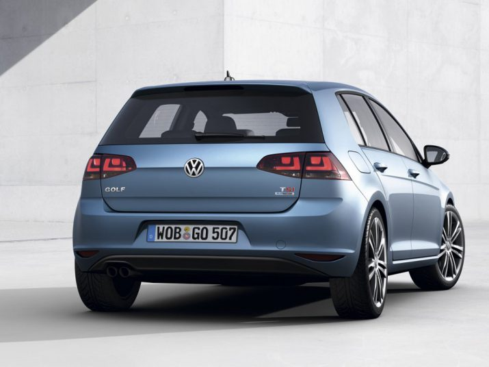 Volkswagen Golf внешний вид