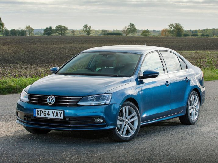Volkswagen Jetta экстерьер