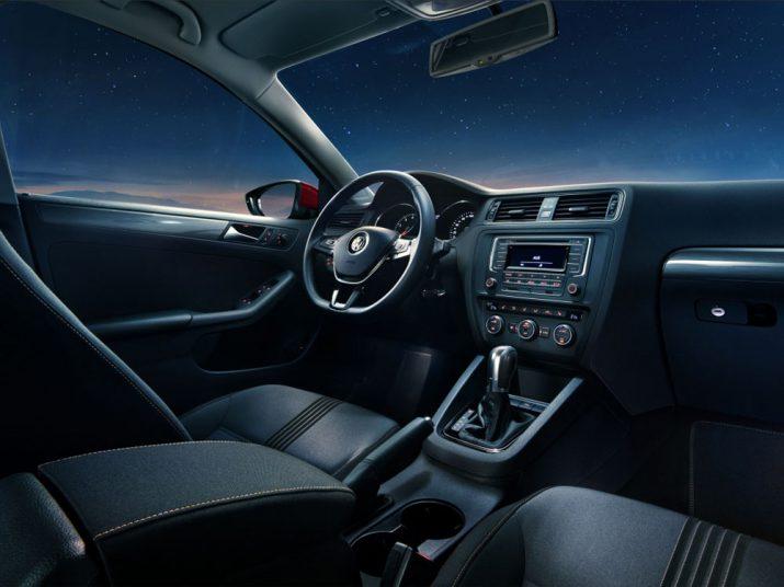 Volkswagen Jetta интерьер