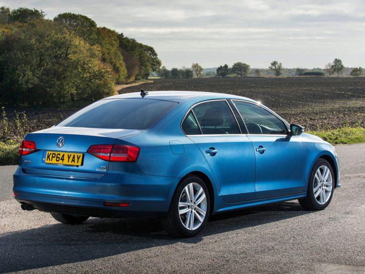 Volkswagen Jetta внешний вид