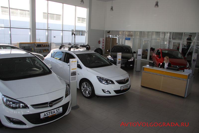Opel официальный дилер фото