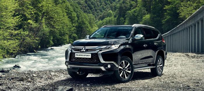 новый Mitsubishi Pajero Sport в Волгограде