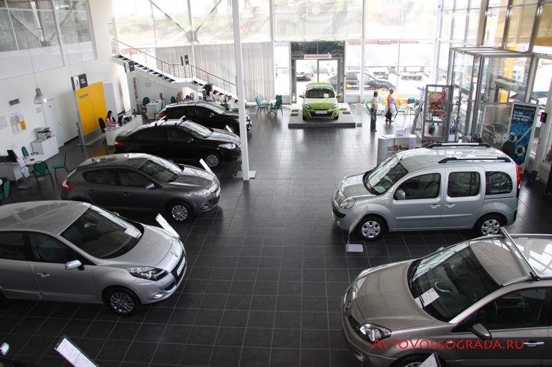автосалон волга раст renault
