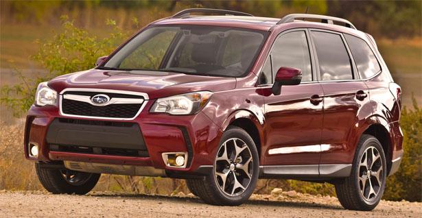 Subaru forester субару форестер в
