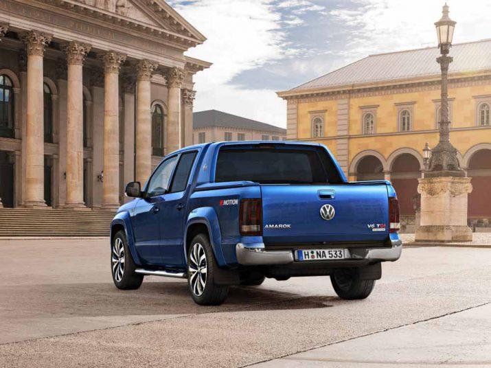 Volkswagen Amarok внешний вид