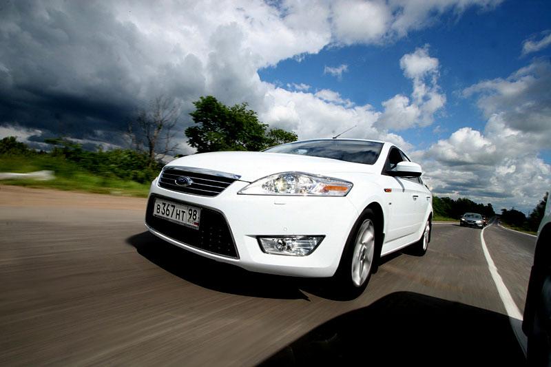 форд мондео концепт кар