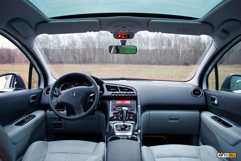 Технические характеристики Peugeot 3008 - Фотографии машин: http://fruityloops.su/autophoto/Пежо-3008-фото-салона