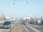 Дороги Волгограда признали одними из самых опасных в России