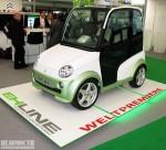 электромобили в женеве