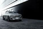 новый кроссовер Peugeot