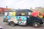 Акция ПДД в Граффити