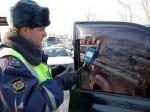В Волгограде за неделю 1128 водителей оштрафованы за тонировку