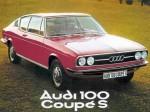 Audi 100 Coupe S 1970-1976 фото01