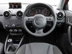 Audi A1 TDI UK 2010 фото22