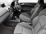 Audi A1 TFSI UK 2010 фото12