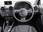 Audi A1 TFSI UK 2010 фото13