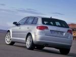 Audi A3 Sportback 2005 фото13