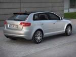 Audi A3 Sportback Facelift 2008 фото03