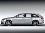 Audi A4 Avant S-line 2008 фото04