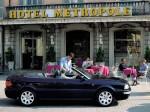 Audi A4 Cabrio 1998 фото10