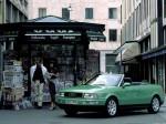 Audi A4 Cabrio 1998 фото15