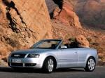 Audi A4 Cabrio 2001-2005 фото01