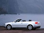 Audi A4 Cabrio 2001-2005 фото04