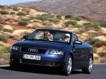 Audi A4 Cabrio 2001-2005 фото08