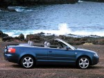 Audi A4 Cabrio 2001-2005 фото12