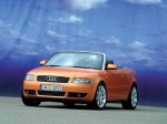 Audi A4 Cabrio 2001-2005 фото35