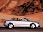 Audi A4 Cabrio 2001-2005 фото38