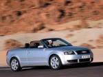 Audi A4 Cabrio 2001-2005 фото39
