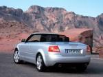 Audi A4 Cabrio 2001-2005 фото41