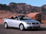 Audi A4 Cabrio 2001-2005 фото42