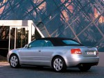 Audi A4 Cabrio 2001-2005 фото44