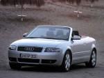 Audi A4 Cabrio 2001-2005 фото45
