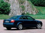 Audi A4 Sedan 2000-2004 фото08