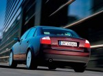 Audi A4 Sedan 2000-2004 фото10