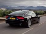 Audi A7 Sportback 3.0 TDI UK 2010