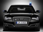 Audi A8L W12 Security D4 2011 фото03