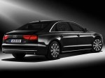 Audi A8L W12 Security D4 2011 фото04