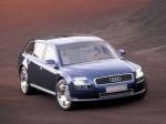 Audi Avantissimo Concept 2001 фото09