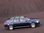 Audi Avantissimo Concept 2001 фото10