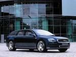 Audi Avantissimo Concept 2001 фото11