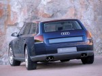 Audi Avantissimo Concept 2001 фото13