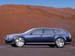 Audi Avantissimo Concept 2001 фото15