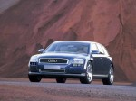 Audi Avantissimo Concept 2001 фото16