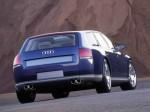 Audi Avantissimo Concept 2001 фото17
