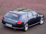 Audi Avantissimo Concept 2001 фото18